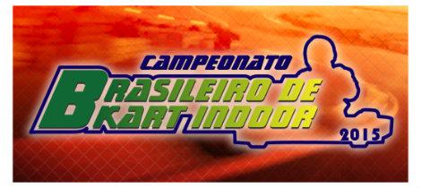Campeonato Brasileiro de Kart Indoor 2015
