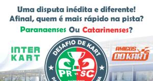 Logo do Desafio PR vs SC