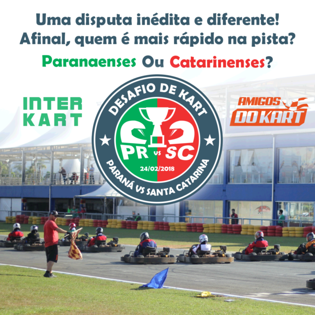 Logo do Desafio PR vs SC